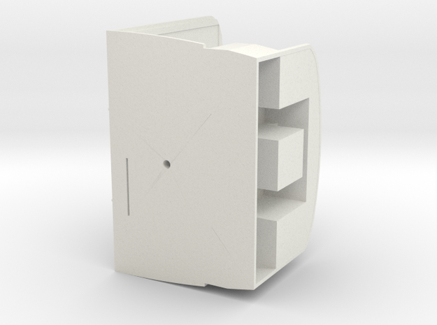 CabineBasisCPL 450 in White Strong & Flexible