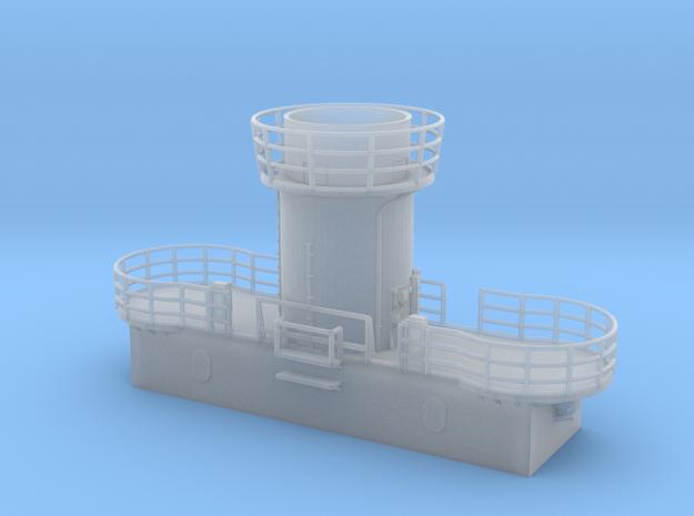 1/96 Kriegsmarine Bismarck Aft Searlight Platform