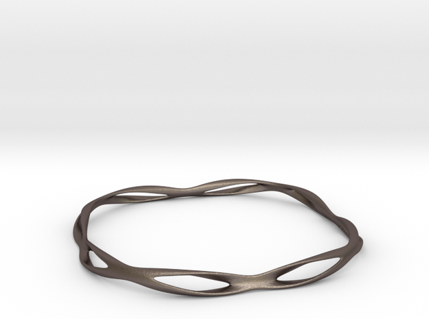 Thin macic bracelet in Stainless Steel