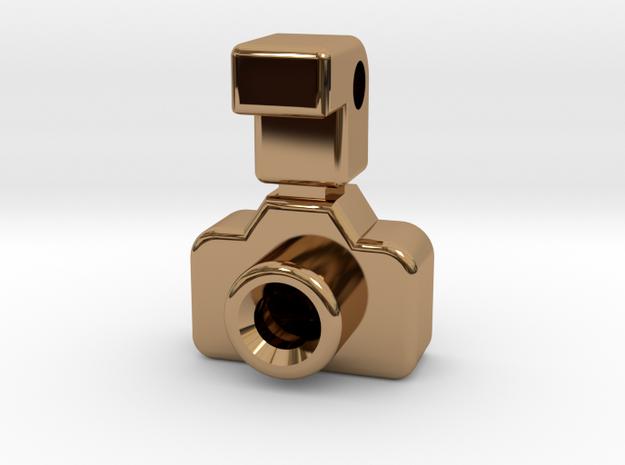 Mini DSLR camera with Flash