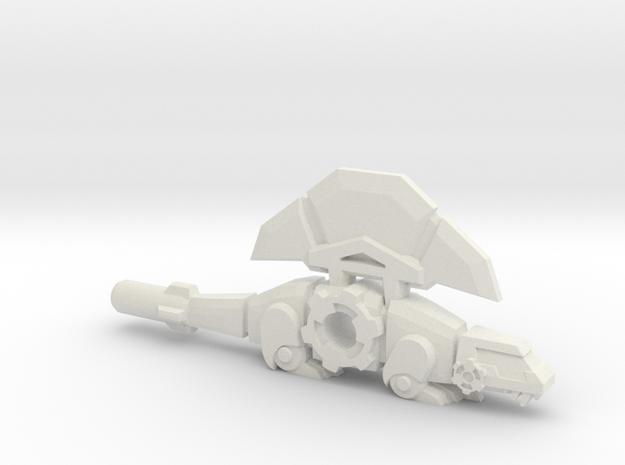 BMOG Synaxid, Dimetrodon/Axe