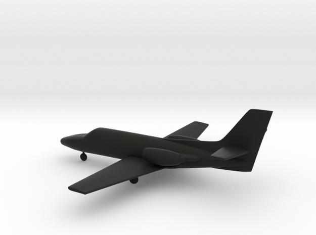 Cessna 500 Citation I in Black Strong & Flexible: 1:160 - N