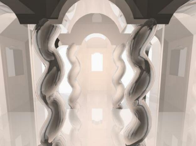Bernino 3d printed Interior