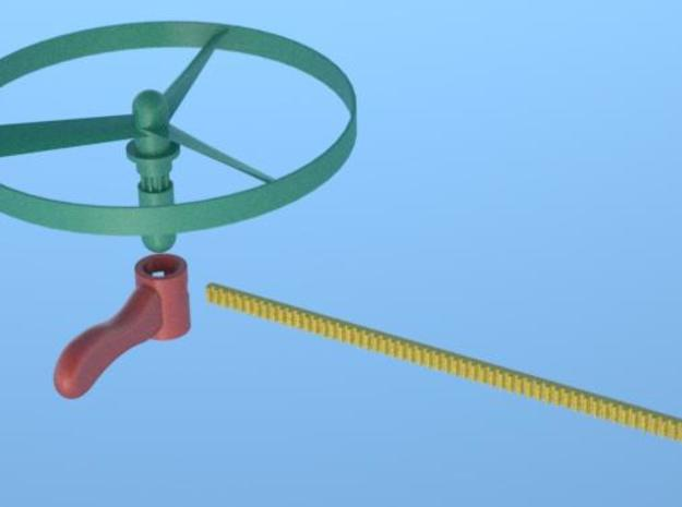 Helicopter Toy 1 3d printed