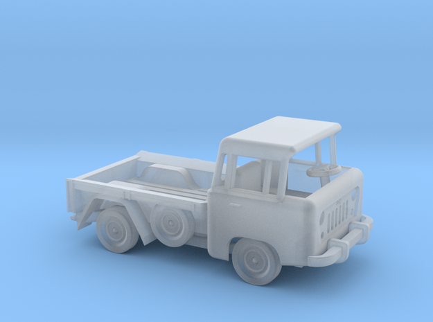 1959 FC150 Pickup Truck in Smooth Fine Detail Plastic: 1:87 - HO