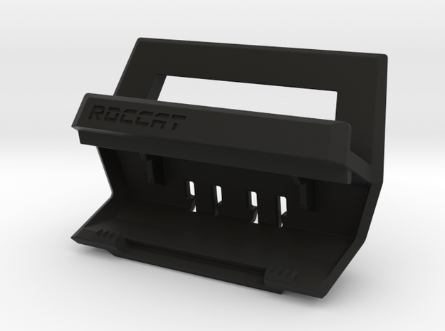 Smartphone Holder in Black Natural Versatile Plastic