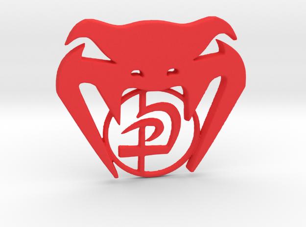 Venum-Krav Maga in Red Strong & Flexible Polished