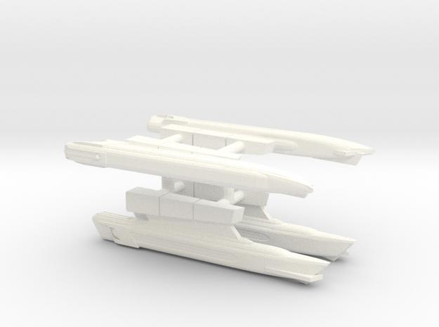 3125 Andor Update in White Processed Versatile Plastic