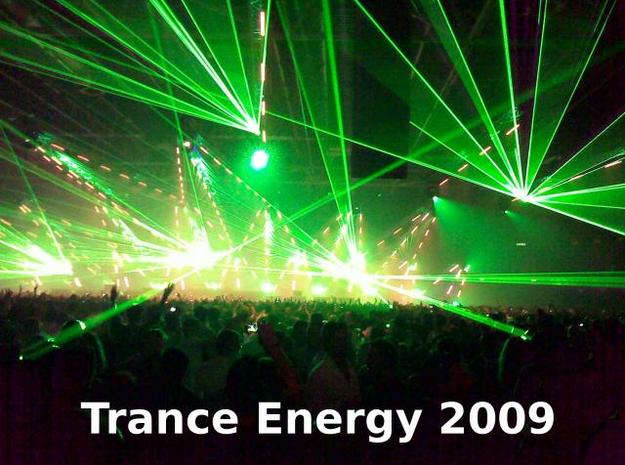 Trance Energy 2009 3d printed Original picture