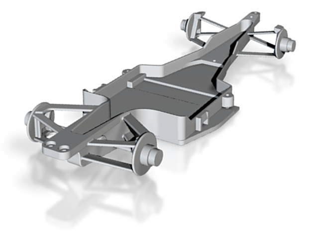 F1 Display Chassis 3d printed Add a caption...