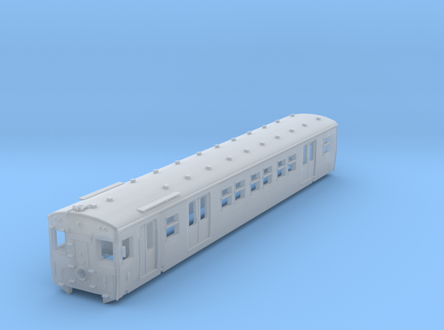 HM4 - VR Harris M 782-800 - N Scale in Frosted Ultra Detail