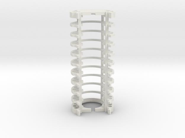 DIYino Prime / NEC Chassis in White Natural Versatile Plastic
