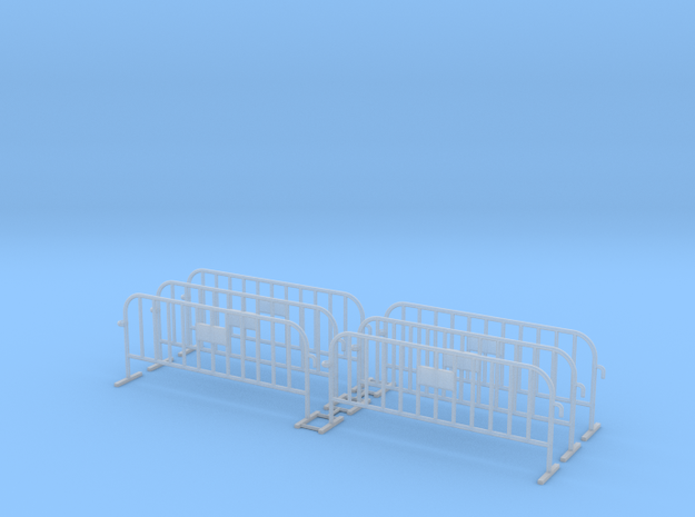 6x PACK 1:50 Small construction fence
