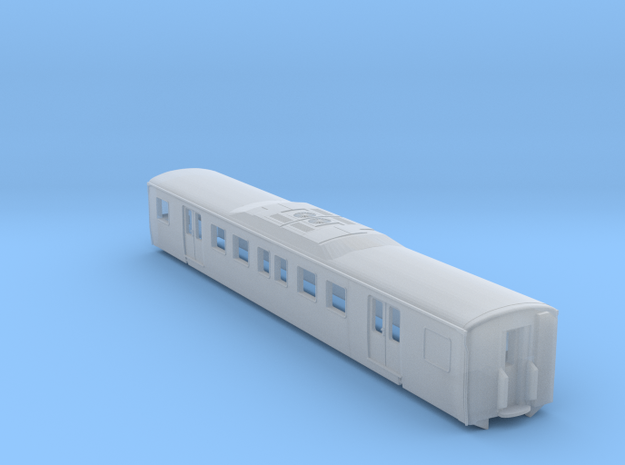 NPH3 - V/Line BH 141-151 Interurban Car -N Scale in Smooth Fine Detail Plastic