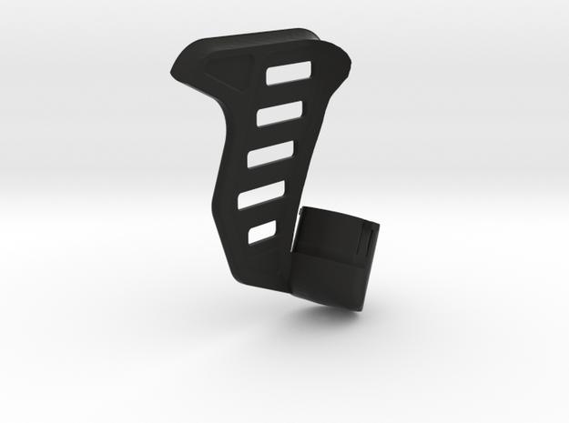 Tavor SAR Shark Fin - Right-handed in Black Natural Versatile Plastic