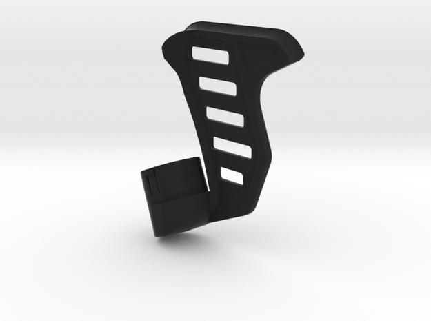 Tavor SAR Shark Fin - Left-handed in Black Natural Versatile Plastic