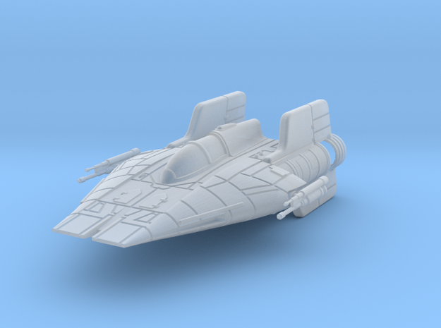 RZ-1 A-Wing in Frosted Ultra Detail