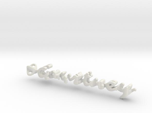 Twine Courtney/Grigoras in White Natural Versatile Plastic