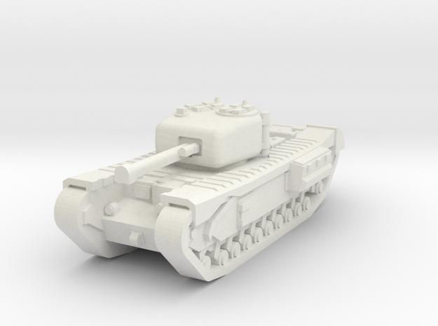 Churchill 1/160 in White Natural Versatile Plastic