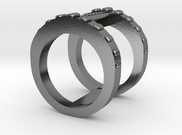 Double Banded Ring