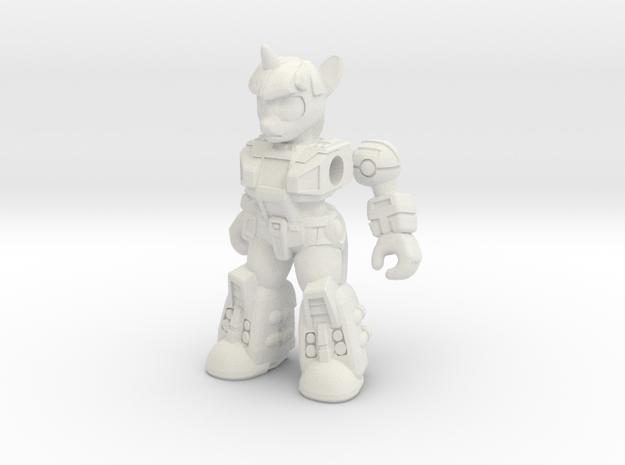 Scholarly Sparkle (Plastic) Battle Beast