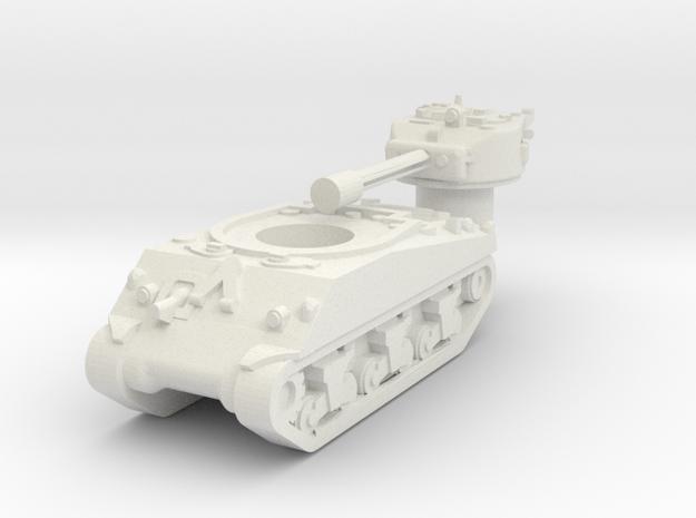 Sherman350 in White Natural Versatile Plastic