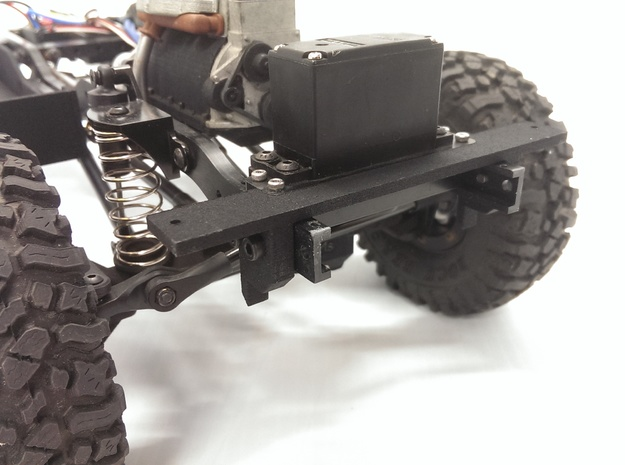 CMAX+XJ Jeep Mounts Nest in Black Strong & Flexible