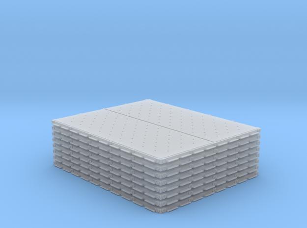 1/48 HCU-6E Single Pallets x8 MSP48-002 in Smooth Fine Detail Plastic