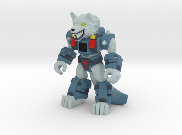 Rebel Rover (Full Color) in Full Color Sandstone