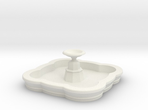 Medium N/OO Scale Fountain