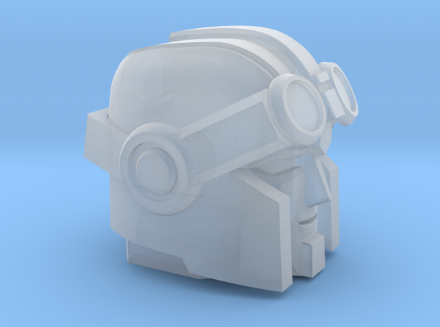 Whiny Hauler's Head on a Tank