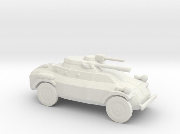 ARMOURCAROBJ2 in White Strong & Flexible