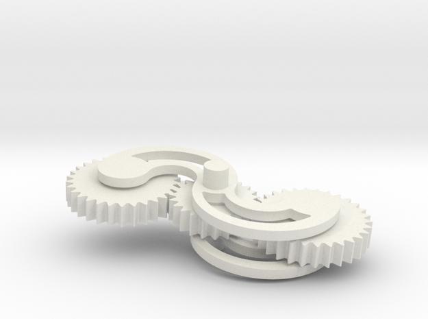 Fidget Gear Spinner