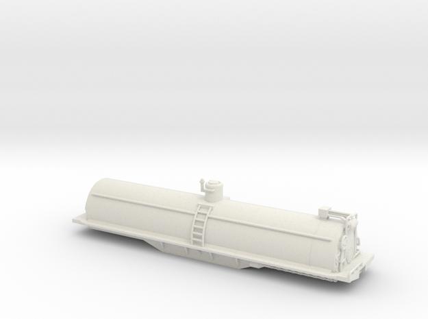 "Tank wagon ""Proto"" in White Strong & Flexible"