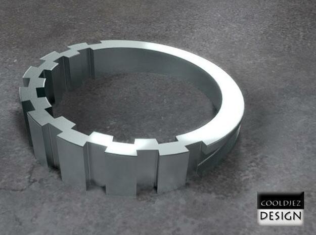 Gear 3d printed Render