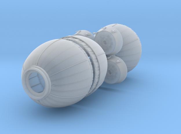 Star Destroyer Upgrade Set No. 1 - 1:2700 in Smooth Fine Detail Plastic
