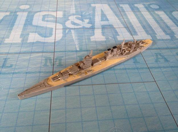 HMS Invincible (G-3) 1/1800 in White Natural Versatile Plastic