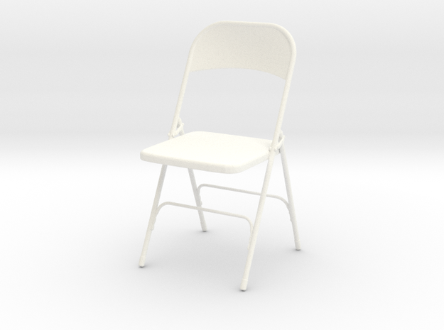 Metal 'folding' Chair