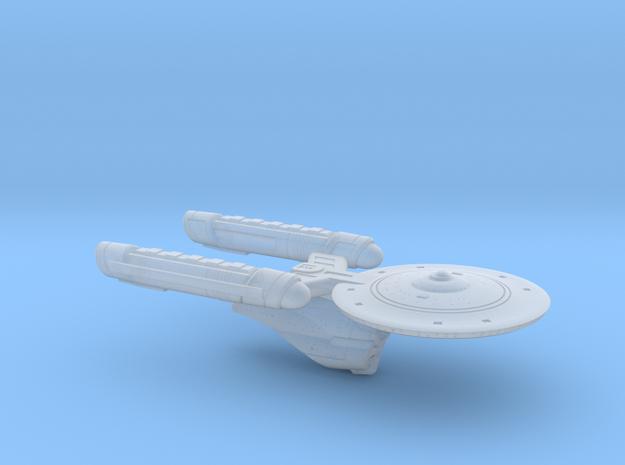 Terran Heavy Cruiser - 1:7000 in Frosted Ultra Detail