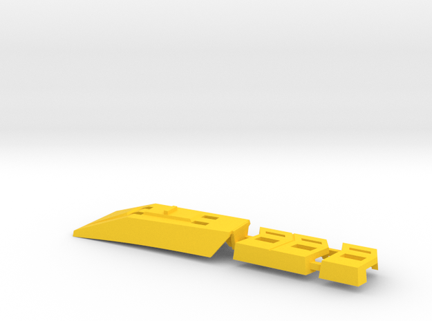 """Omega Supreme Leg Clips or """"Shields"""".  A set of cl"""