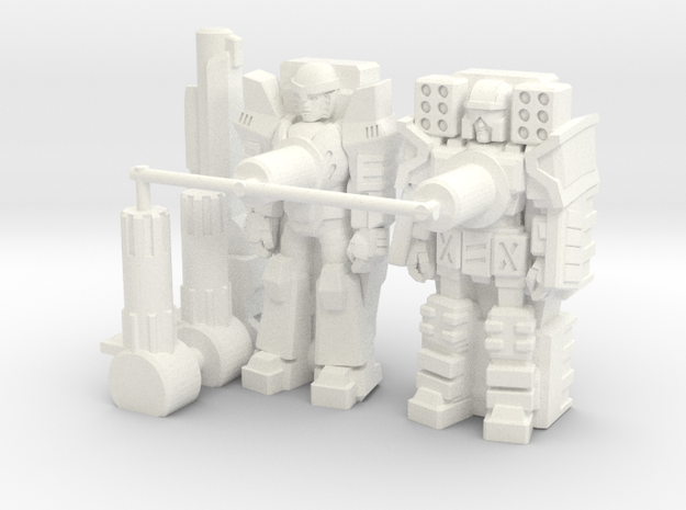 Quake Targetmaster 2-Pack (5mm)