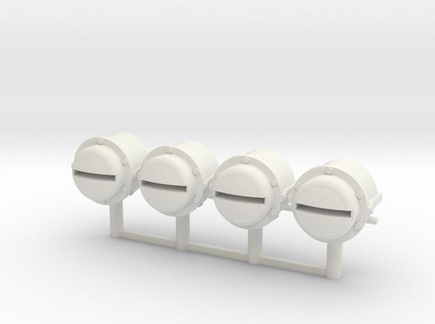 1:18 Bosch Lamp Lights for Panzer / Halftracks