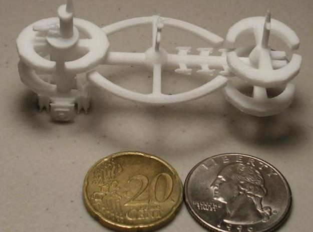 5 Mobile Space Station x2 3d printed Photo 2