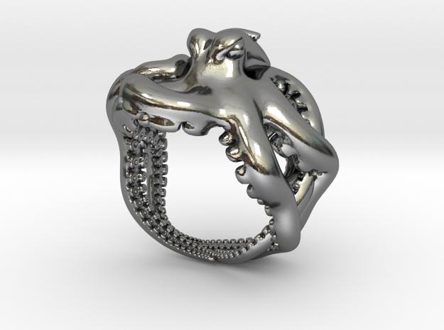 Octopus Ring2 18mm