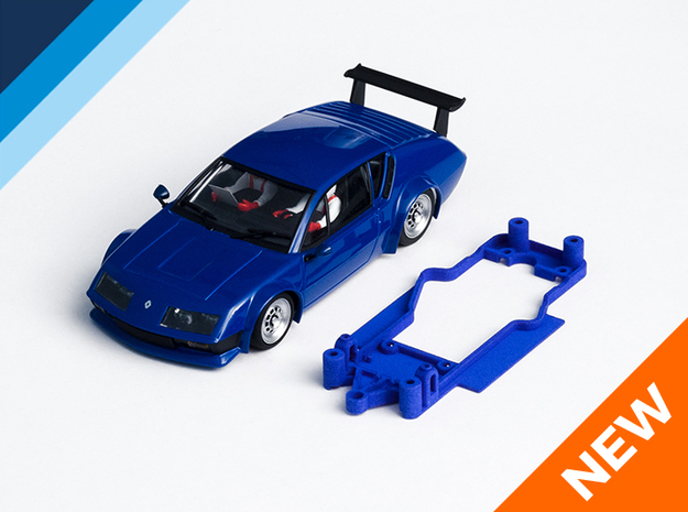 1/32 Avant Slot Alpine A310 Chassis for Slot.it AW