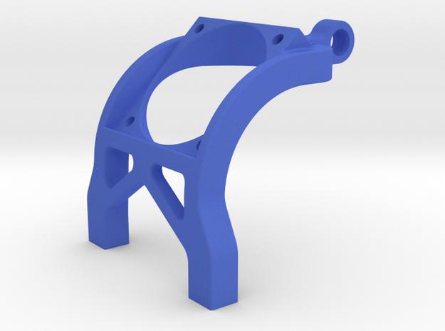 Team Associated B6 B6.1 T6.1 SC6.1 30mm Fan Mount in Blue Processed Versatile Plastic