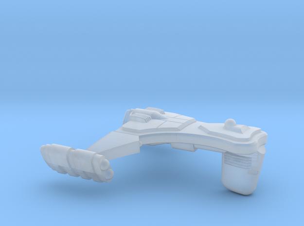 Ramoran Battle Frigate - 1:7000 in Frosted Ultra Detail