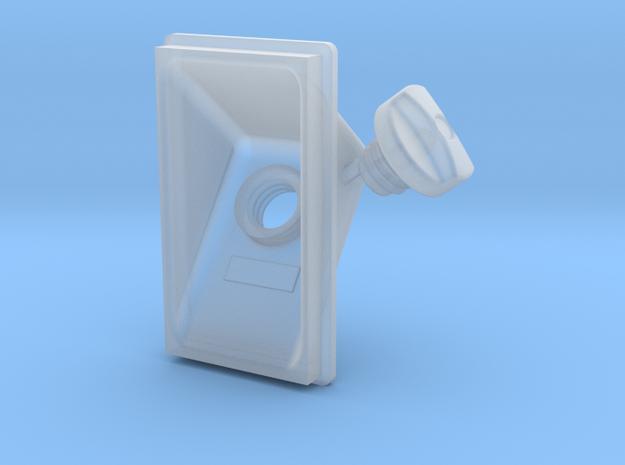 Land Rover Defender square pocket Fuel Filler (1/ in Frosted Ultra Detail