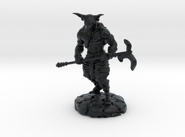 Ox Head 3.0 in Black Hi-Def Acrylate