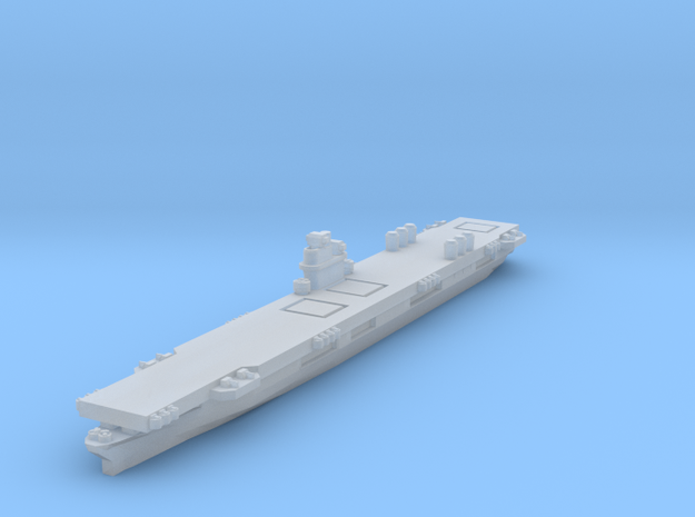 USS Ranger (1942) in Smooth Fine Detail Plastic